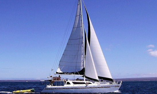 72' Cruising Catamaran Nemo Ii Charter In Puerto Ayora