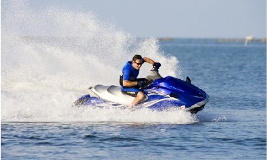 Jet Ski Rental In Marmaris