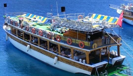 All Inclusive Boat Trip - Swim, Fish, Snorkel!