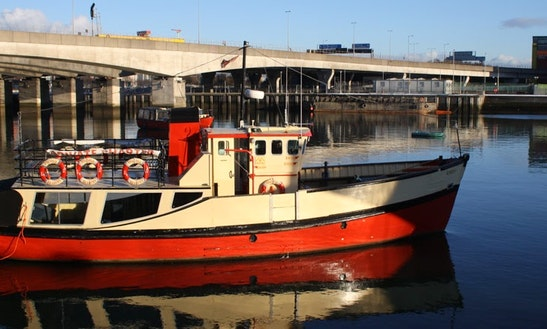 Titanic Harbour Tours And Boat Hire In Belfast