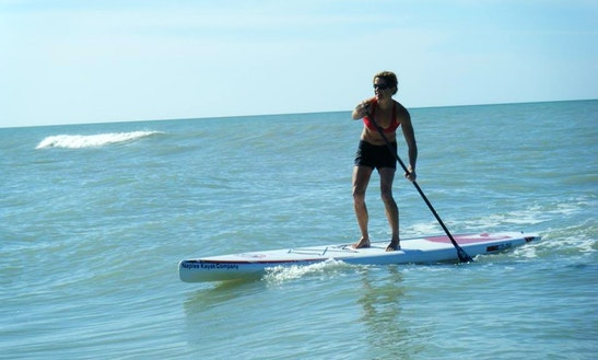 Stand Up Paddle Board Rental In Naples