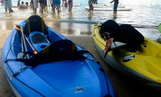 Single Kayak Rental & Lesson In San Juan Bay