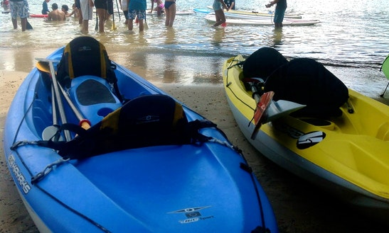 Single Kayak Rental & Lesson In San Juan Bay