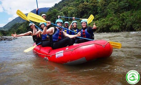 Whitewater Rafting Tours In Ecuador