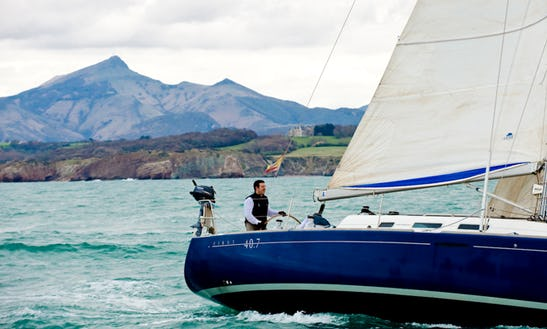 Beneteau First 40.7 Charter From Hondarribia Marina