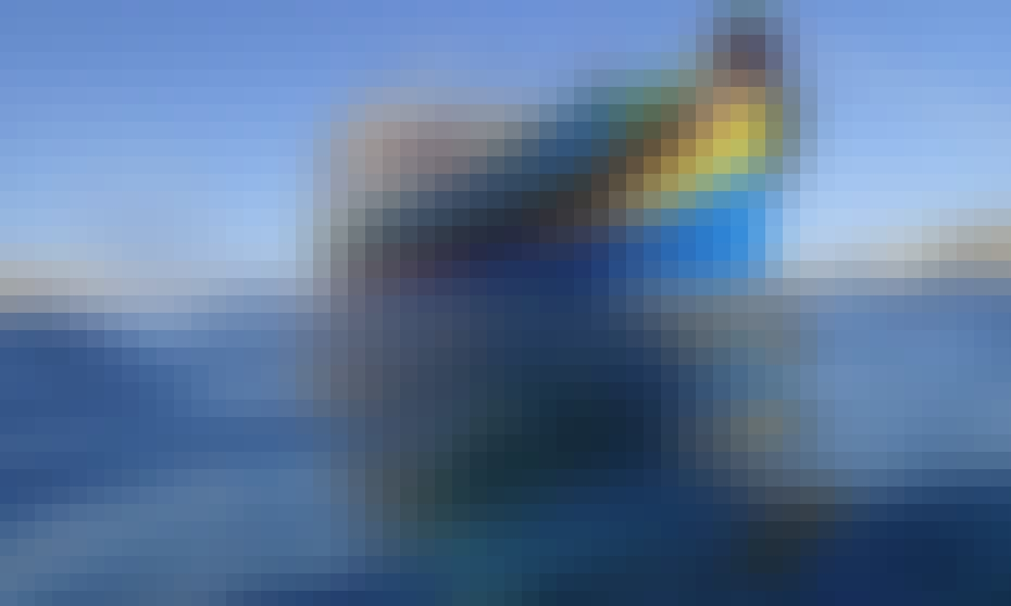 """Charter the Luzzu """"Neptune"""" Boat in Malta"""