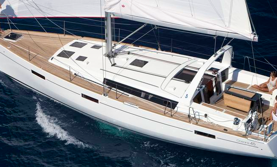 Beneteau Oceanis 45 Charter In Pasito Blanco, Spain