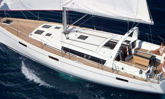 Dufour 460 Grand Large (2016) Charter in Mallorca, Spain