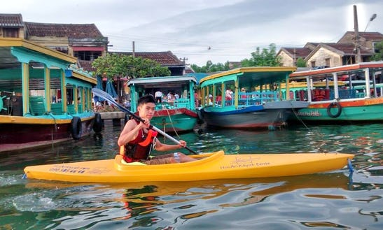 Kayak Tours In Hoi An