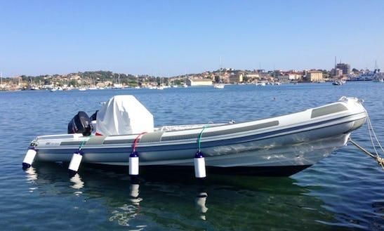 Guided Diving Tour In Portoferraio On Elba