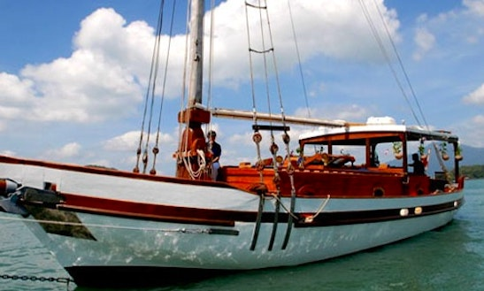 Private Day Charters On Damai Indah From Langkawi