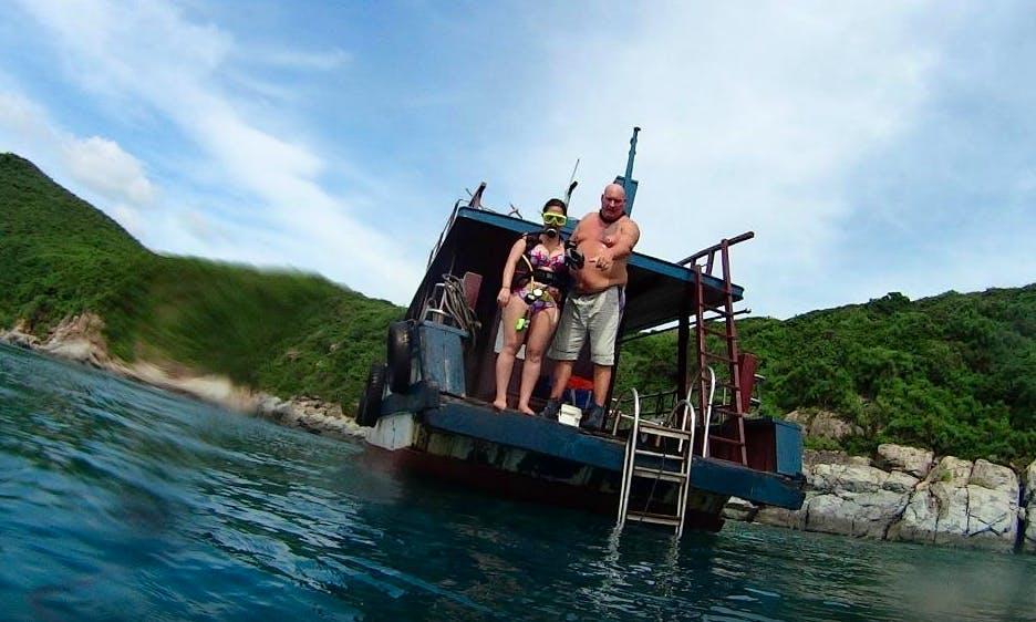 Snorkeling and Diving in Vietnam