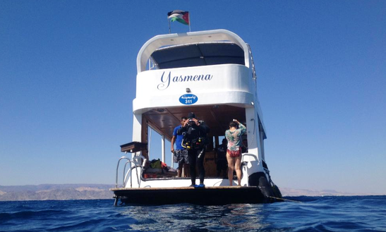 Daily Diving Charters From Aqaba