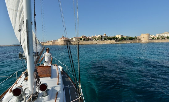 Daysailer Rental In Alghero