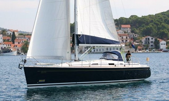 40ft 'oscar' Itaian Grand Soleil Sailing Yacht Rental In Tropea, Italy