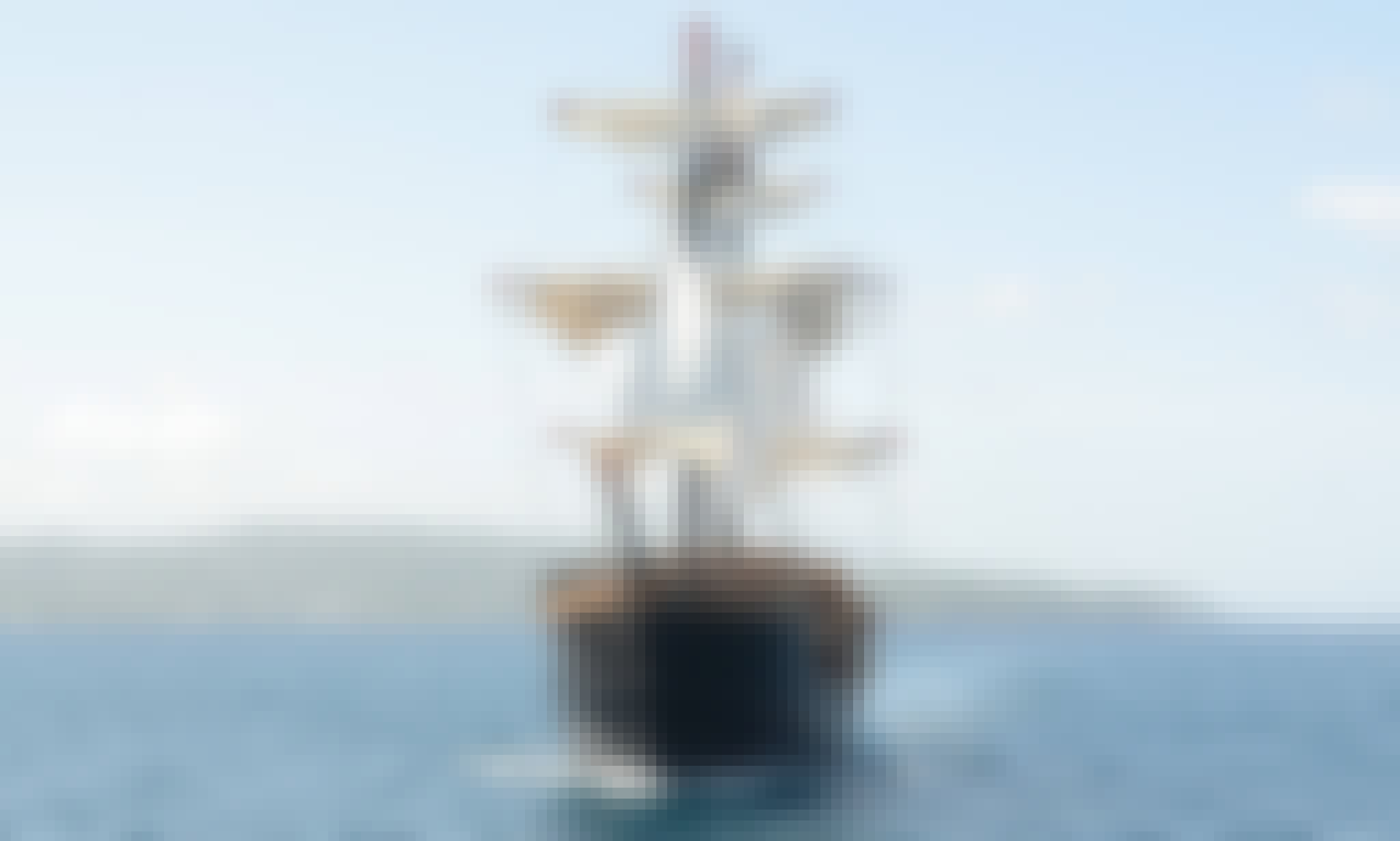 """Sunset Cruise and Pirate Adventure on """"Black Magic"""" in St. Lucia"""