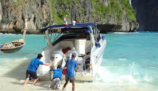 Enjoy Phuket Speedboat Tours In Thailand