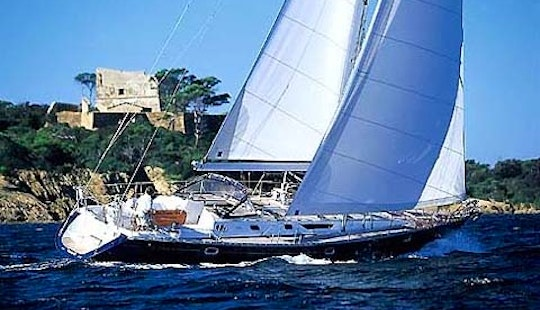 Sailing Charter On 46ft 'roberta' Sun Odyssey Cruising Monohull In Tropea, Italy