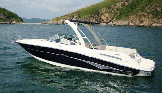 Sea Ray 250 Slx Day Charter In Santanyí, Mallorca, Spain