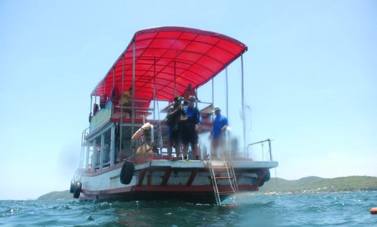Pattaya Scuba Diving Trips
