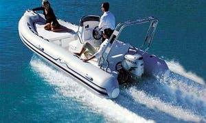 Rent Sea Pioneer 430 RIB in Croatia