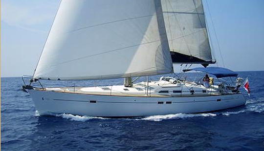 Sailing Monohull Charter In Malta
