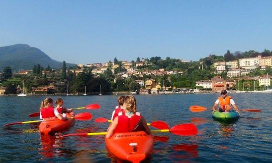 Kayak Rental And Tours In Bellagio