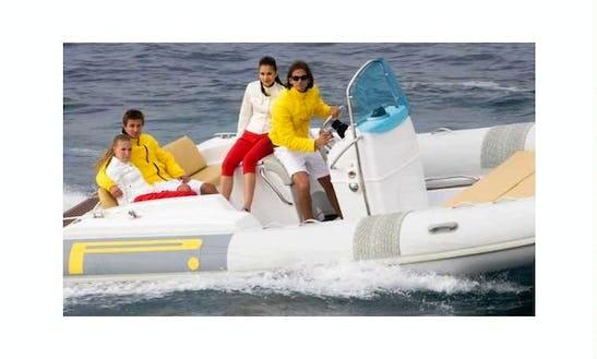 Cruise  Grado On Pirelli Pzero 770fb Rental