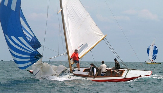 Charter  Cruising Monohull J/24  In Grado