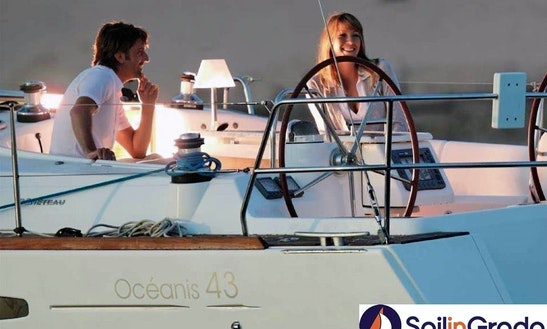 Cruising Monohull Beneteau Oceanis 43 In Grado