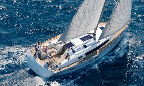 Luxury Bavaria Yacht Rental In Grado, Italy For 8 People