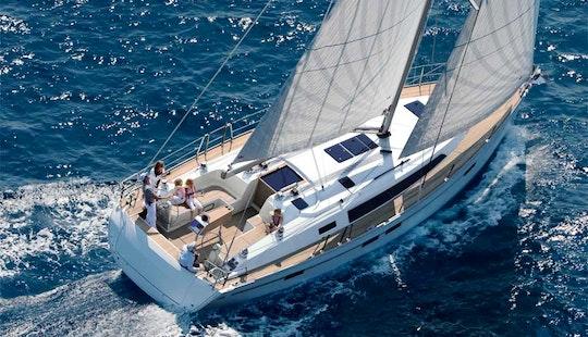 Luxury Bavaria Yacht Rental In Grado, Italy For 8 People