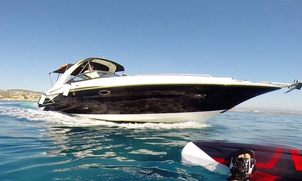 French Riviera 32' Monterey Motor Yacht Charter