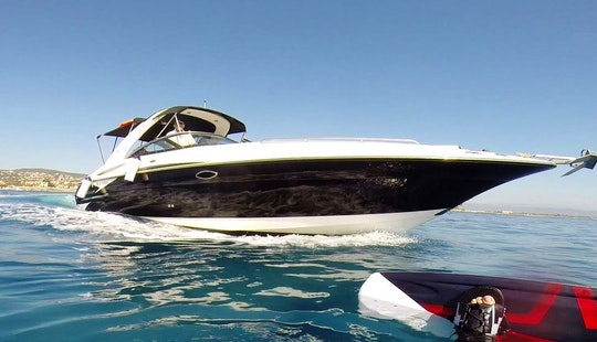 French Riviera 32' Monterey Motor Yacht Charter
