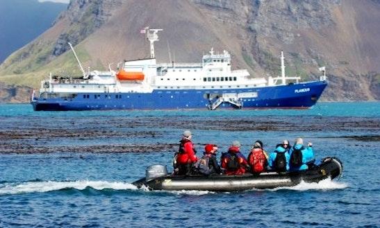 Mv Ortelius Adventure Class Cruise