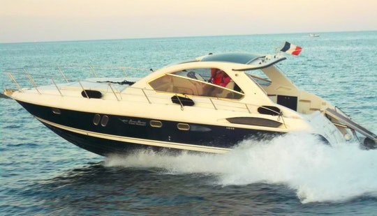 French Riviera Airon 400 Motor Yacht Charter