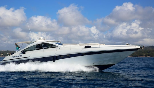 Pershing 60 Motor Yacht For Hire In Fréjus