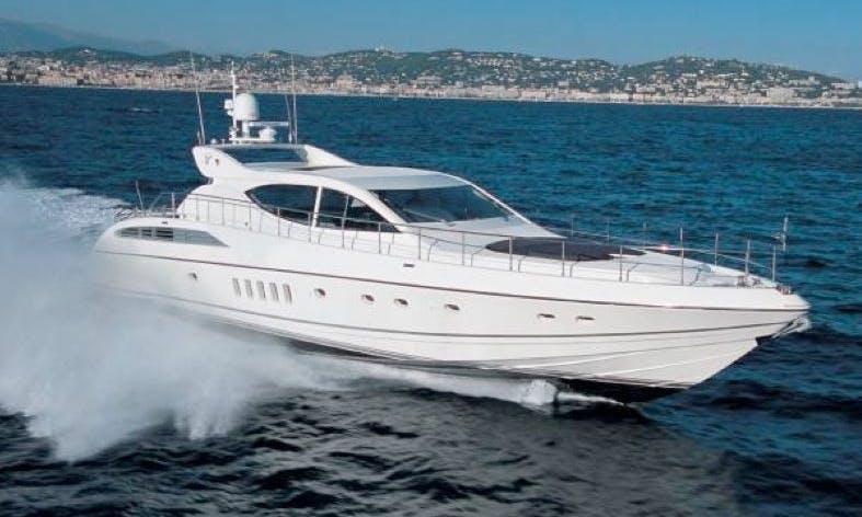 French Riviera Leopard 78 Motor Yacht Charter