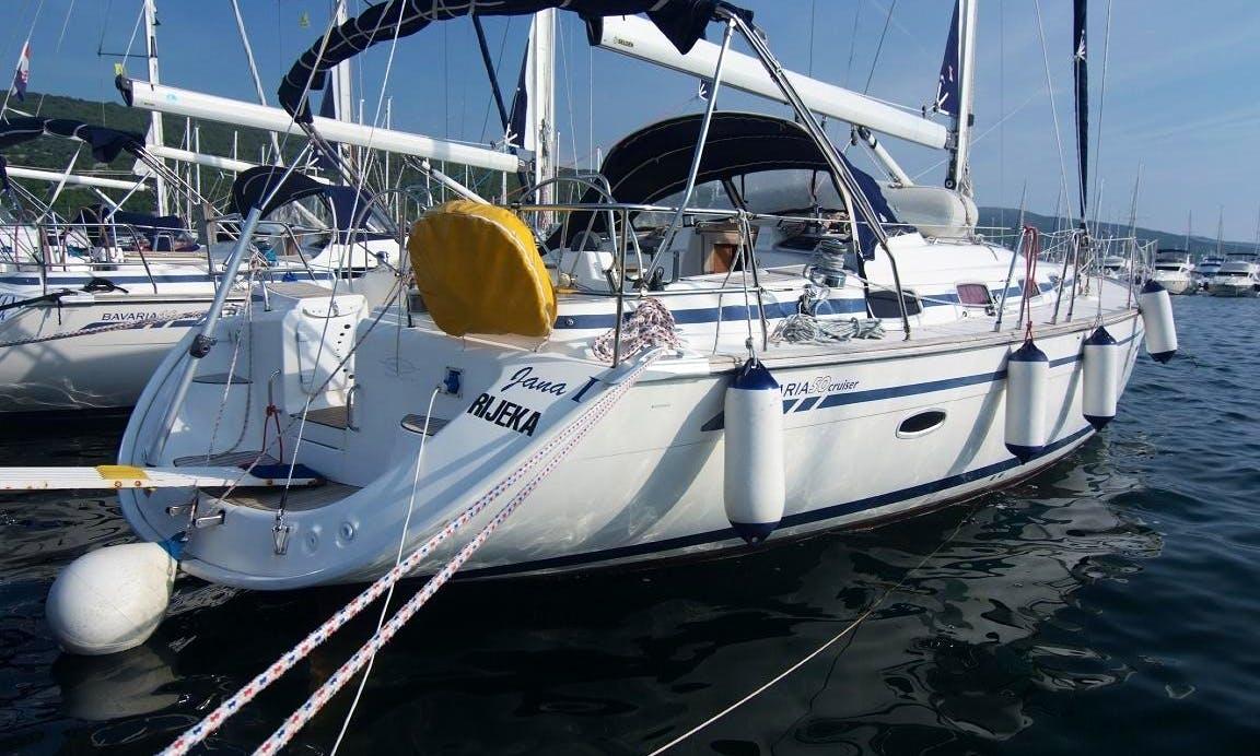 Bavaria 50 Cruiser - Jana I