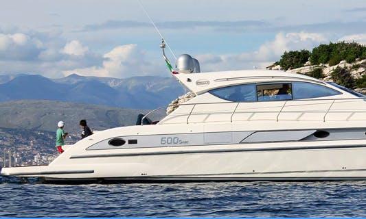 Power Mega Yacht Rental in Otranto