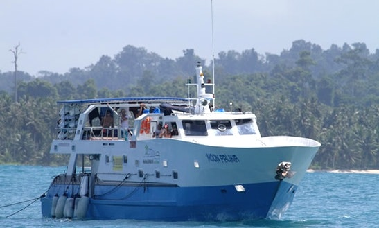 Moon Palikir Upper Class Surf Charter In Bali