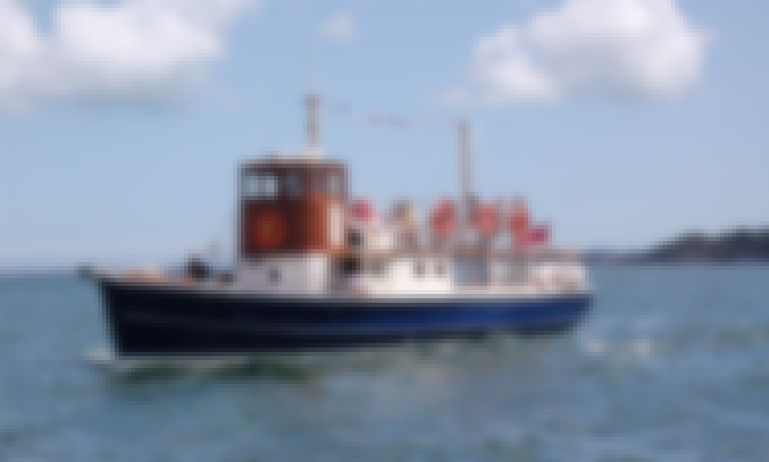 Dorset Cruises and Charter on The Dorset Queen