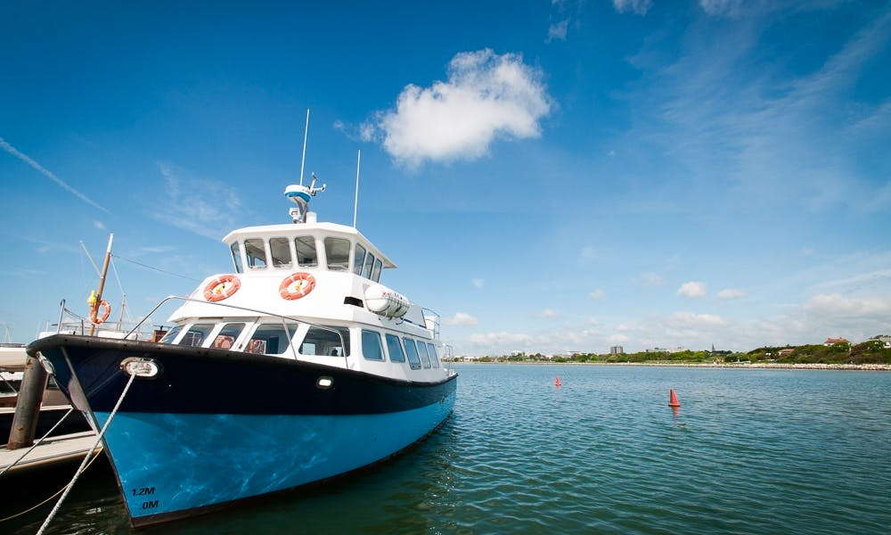 Dorset Cruises and Charters on The Dorset Duchess
