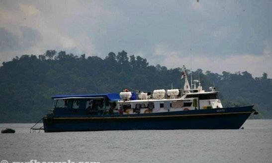 Seriti Passenger Boat Hire In North Jakarta