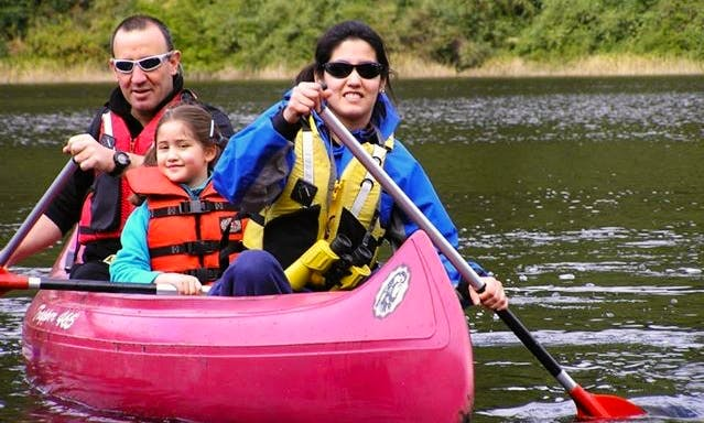 Canoe Rental & Courses in Chile