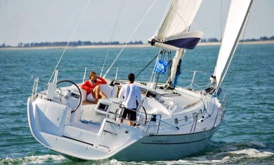 Cyclades 50 Sailing Charter For Charter In Sant Antoni De Portmany