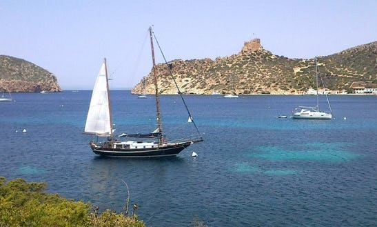 Sailing Yacht Gulet Hire In Sant Antoni De Portmany