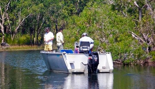Melvin Island Fishing Charter W/ Accommodation