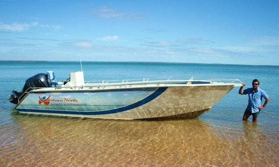 Arnhem Land 23' Eliminator Fishing Charter
