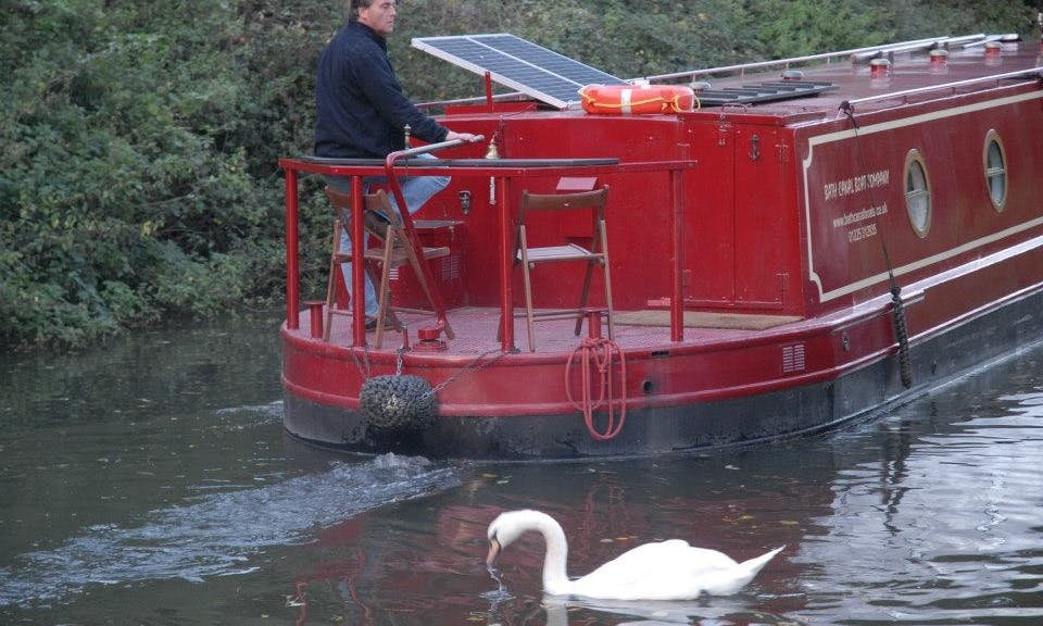 Hire Premier Cru Canal Boat in United Kingdom